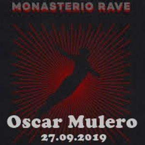 OSCAR MULERO - Live @ Monasterio Rave, Moscow (27.09.2019)