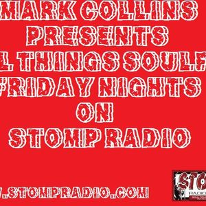 Mark Collins - All Things Soulful on Stomp Radio 15-2-13