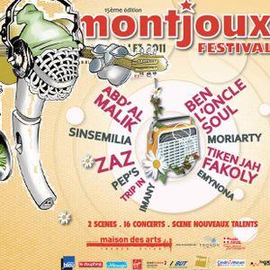 MontJoux Festival 2011