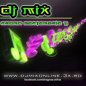 Dj Mix - Promo Septembrie '11