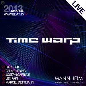 Carl Cox - Live @ Maimarkthalle Mannheim Time Warp (Germany) 2013.04.06.