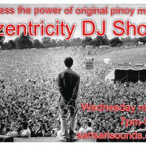 Ezentricity DJ Show Oct 31 Hour 1
