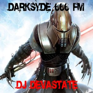 DJ Devastate DRUM&BASS Live On Darksyde 4th August 2012