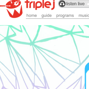 Triple J Mix Up May 13 for Aus/NZ Tour 2017