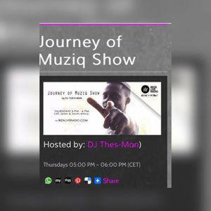 DJ Thes-Man - Journey Of Muziq Show #108