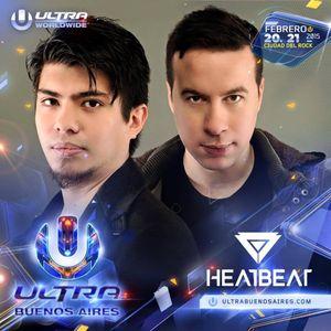 Heatbeat @ Ultra Buenos AIres 20.02.2015