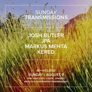 Josh Butler - Sunday Transmissions Live #2 (09.08.2020)