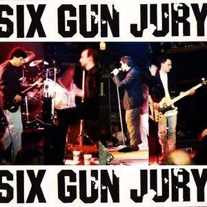 Six Gun Jury - Audio Gumshoe 160