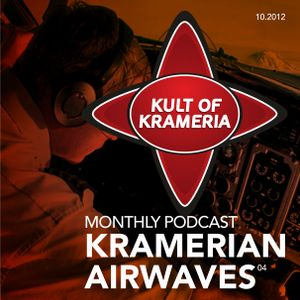 Mix Radio Show semana 8 1ª hora Airwaves Sessions com Kult of Krameria