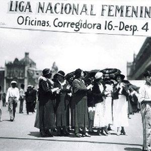 Promocional: Las mujeres de la posrevolución mexicana