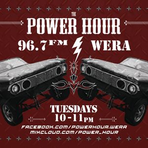 POWER HOUR_WERA-LP_Vol. 63 - !! I Promise You Won't Smell No Fish !!