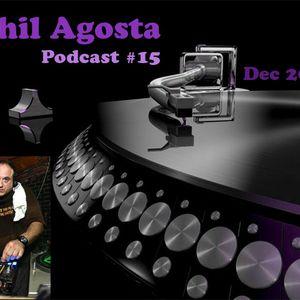Dec 2011 Podcast #15 - Phil Agosta