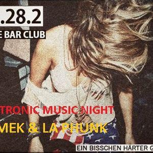 Nomek & Shine Bar (28.02.14)