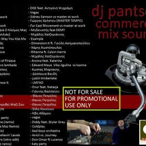 dj pantsour comercial sounds mix 2012