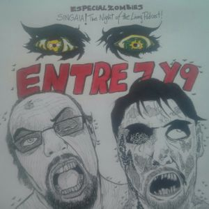 S01E14 - Especial Zombies: SINGAIA! The Night of the Living Podcast!