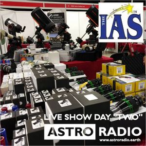 Astro Radio - IAS Live Show Day Two 14th October 2017