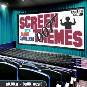 Bond Music // 8th Aug 2011 // #29