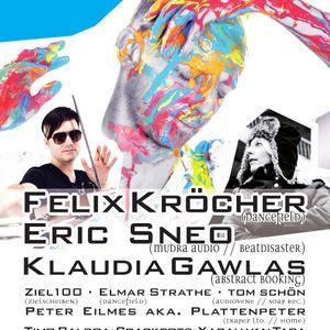 Felix Kröcher @ Jensi's B-Day Bash 16.05.12 (Till-Dawn Marburg/Lahn)