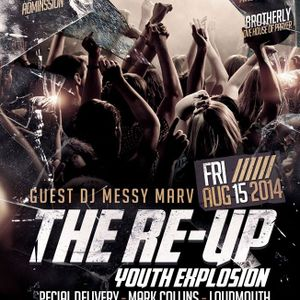 The RE-UP Youth Explosion Pre Mixx
