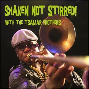 Shaken Not Stirred show#64 (23.2.2011): nu-funk, acid jazz & more!