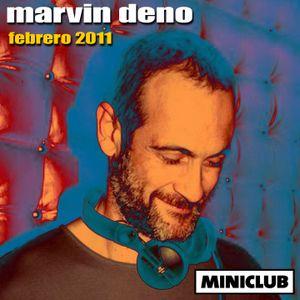 MARVIN DENO - MINICLUB febrero 2011