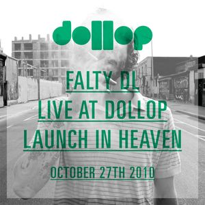 Falty DL live at dollop launch in Heaven