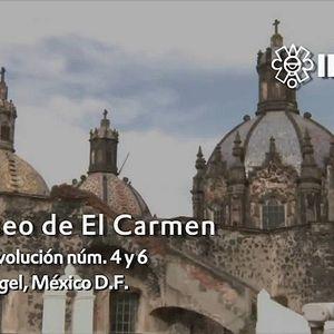 Los niños y las niñas al museo: Museo de El Carmen