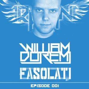 WILLIAM DOREMI - FA SO LA TI #001