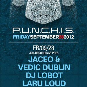 Laru Loud Live at the Beatport Lounge Sep. 28th P.U.N.C.H.I.S.