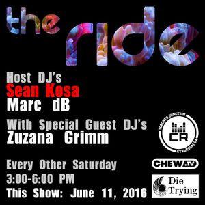 Sean Kosa @ The Ride EP 9 - June 11 2016