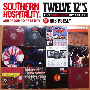 Twelve 12's Live Vinyl Mix: 35 - MCA Tribute - Rob Pursey