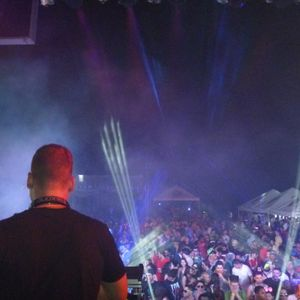 E-TeK @ LOST PARTY - Verano 2014 - Pto. Cortes