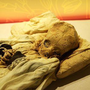 Momias, ilusiones de vida eterna