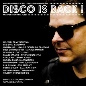 MARCO DLA ROSSI - DISCO IS BACK ! (NOV 2011)