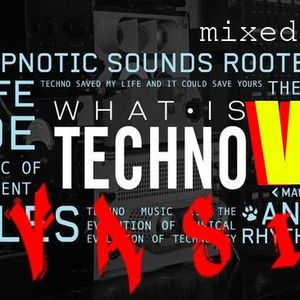 Techno Invasion vol.2minimix(mixed by valda)2017