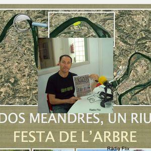 FESTA DE L'ARBRE 2013 - Dos meandres un riu.