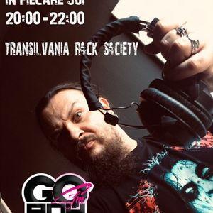 Transilvania Rock Society la GoFM 306.06.2019 (part1)