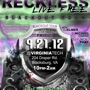 Funckthat-young and reckless live free (dubstep) promo
