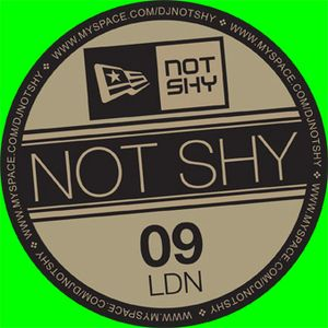 """Not Shy's """"Back to Bass"""" Mixtape"""
