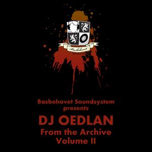 Dj Oedlan - From the Archive Volume II