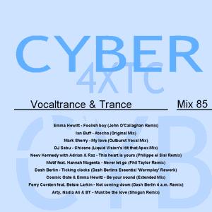 Vocaltrance & Trance 2012 / 2013 (Mix 85)