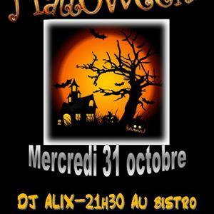 Dj set au Bistro 31/11/2012   22h00 - Minuit