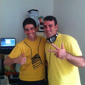 DJs Alternativa e DJ Wadson Almeida na www.turmadovinil.com.br