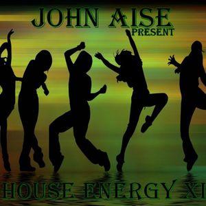 John Aise - House Energy 11