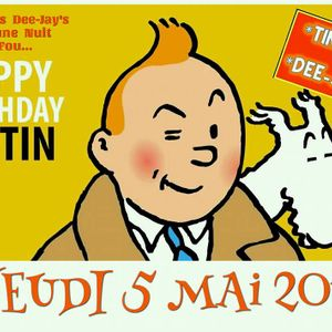 Neoxy Live Golf Café Anniversaire Tintin By Alex T