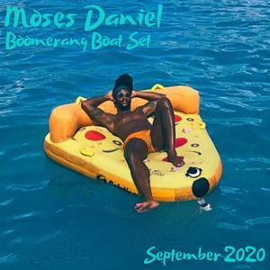 Boomerang Boat // September 2020