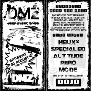 DMZ PSYCHEDELIC BASS August 2014