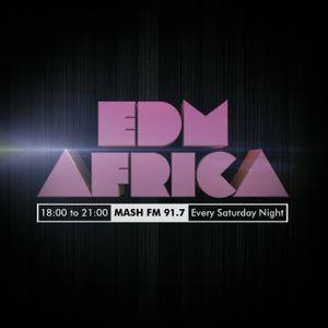 Unique DJ - EDM AFRICA Guest Mix (MashFM) 8 March 2014