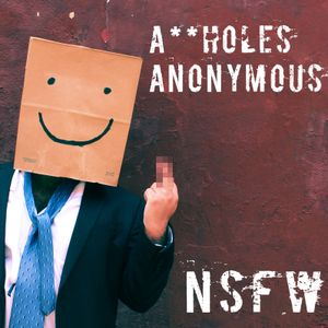 Assholes Anonymous - Butt Fighting And Poop Anime