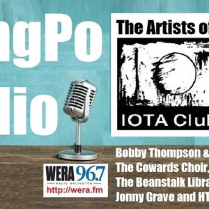 Song Po Radio Ep 41 - Artists of Iota Pt1